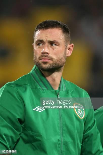 Damien Delaney Republic of Ireland