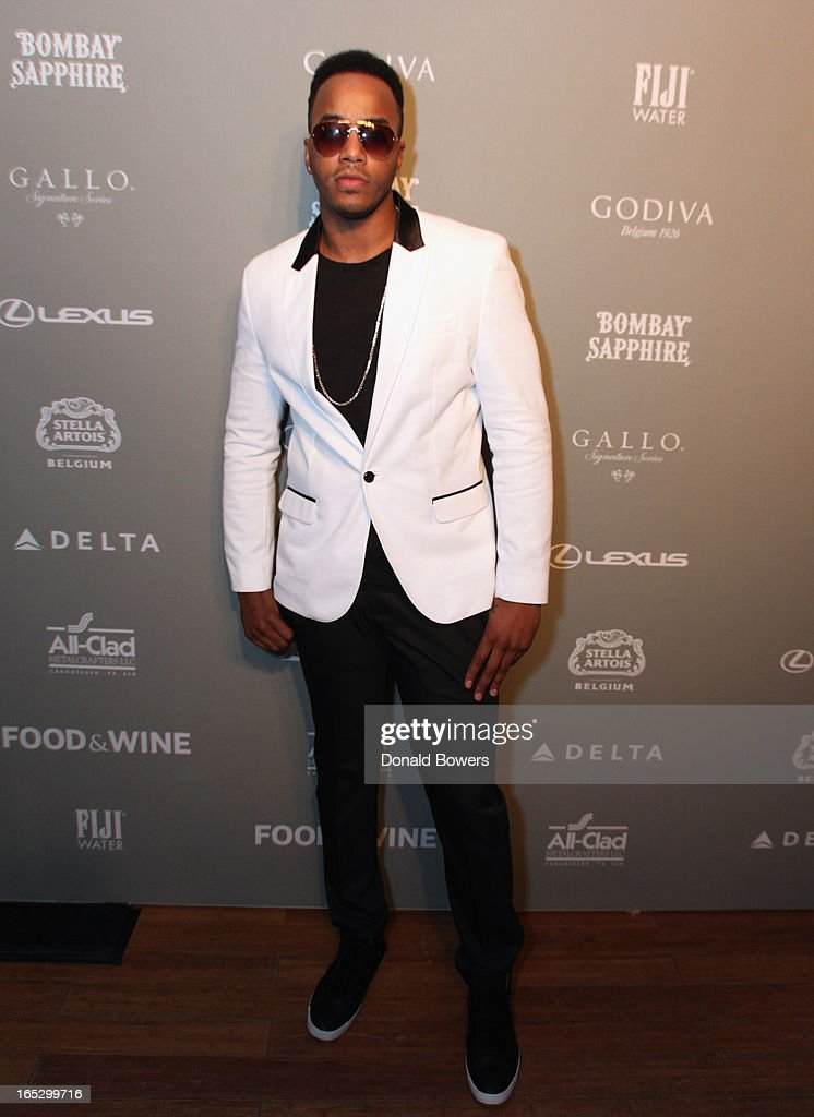 Damien Escobar attends The FOOD & WINE 2013 Best New Chefs Party at Pranna Restaurant on April 5, 2013 in New York City.