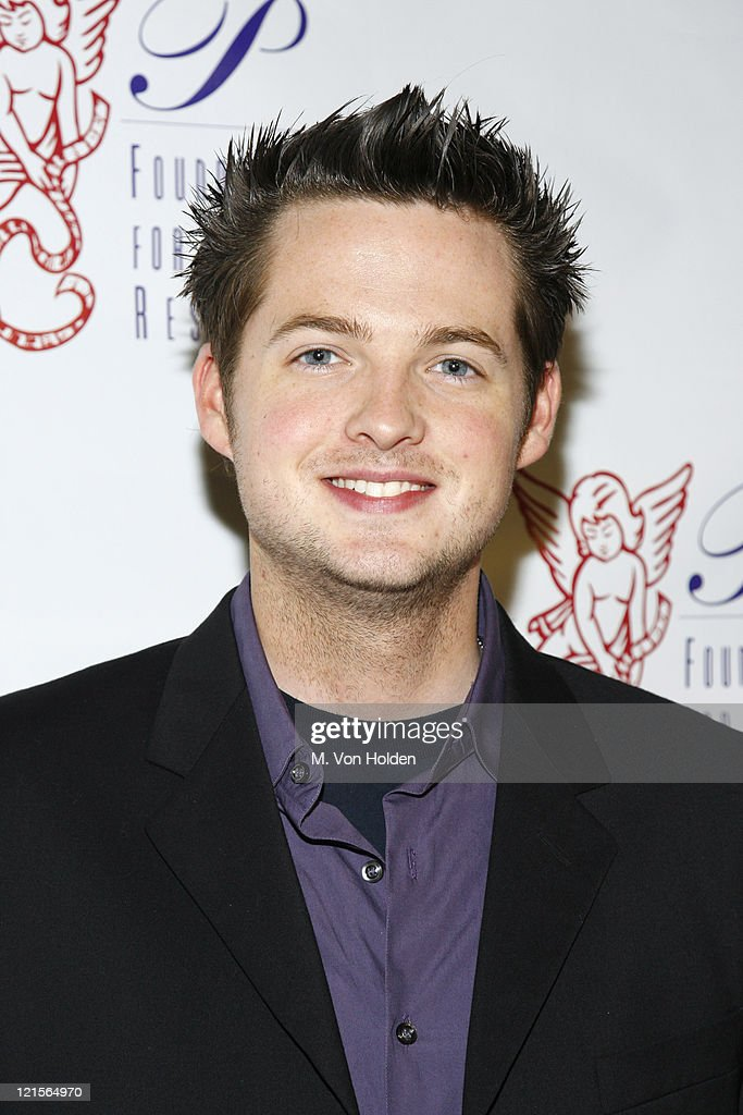 Damien Fahey during Denise Rich and the G&P Foundation for Cancer Research Host 'Disco & Diamonds' Fundraiser at Capitale in New York City, New York, United States.