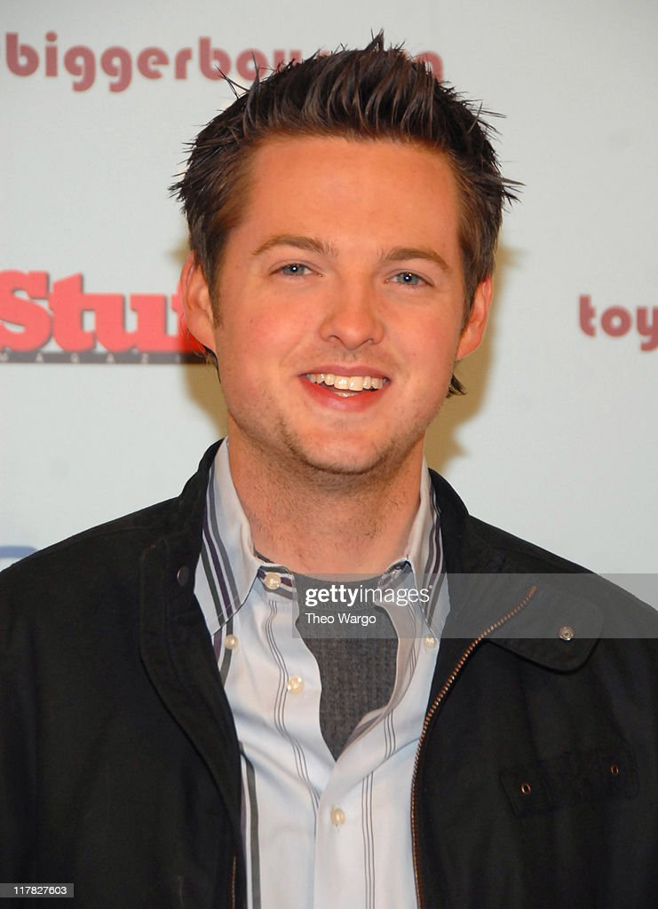 Damien Fahey during Stuff Magazine Toys for Bigger Boys - Red Carpet at Hammerstein Ballroom in New York City, New York, United States.
