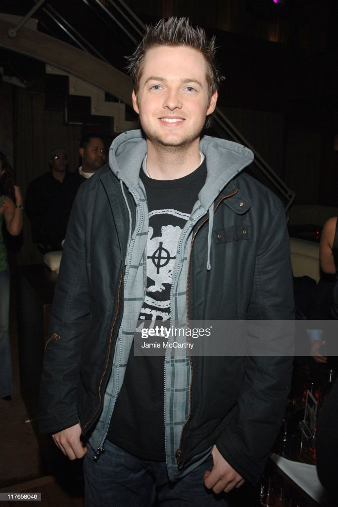 Damien Fahey during The CW Network and Elite Celebrates Cycle 7 Winner of America's Next Top Model - December 7, 2006 at Marquee in New York City, New York, United States.