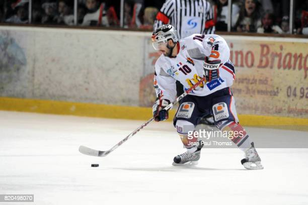 Damien FLEURY Briancon / Grenoble Match 1 Finale Ligue Magnus