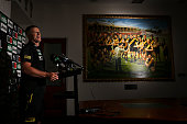 AUS: Richmond Tigers Training Session & Media Opportunity