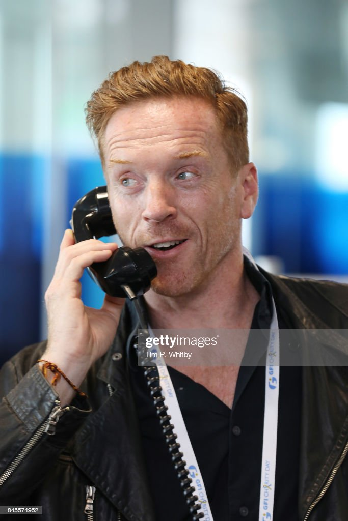 Damian Lewis attends GFI Charity Day for Sohana Research Fund, September 11, 2017