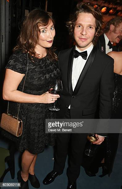 Damien Molony attends The 62nd London Evening Standard Theatre Awards after party recognising excellence from across the world of theatre and beyond...