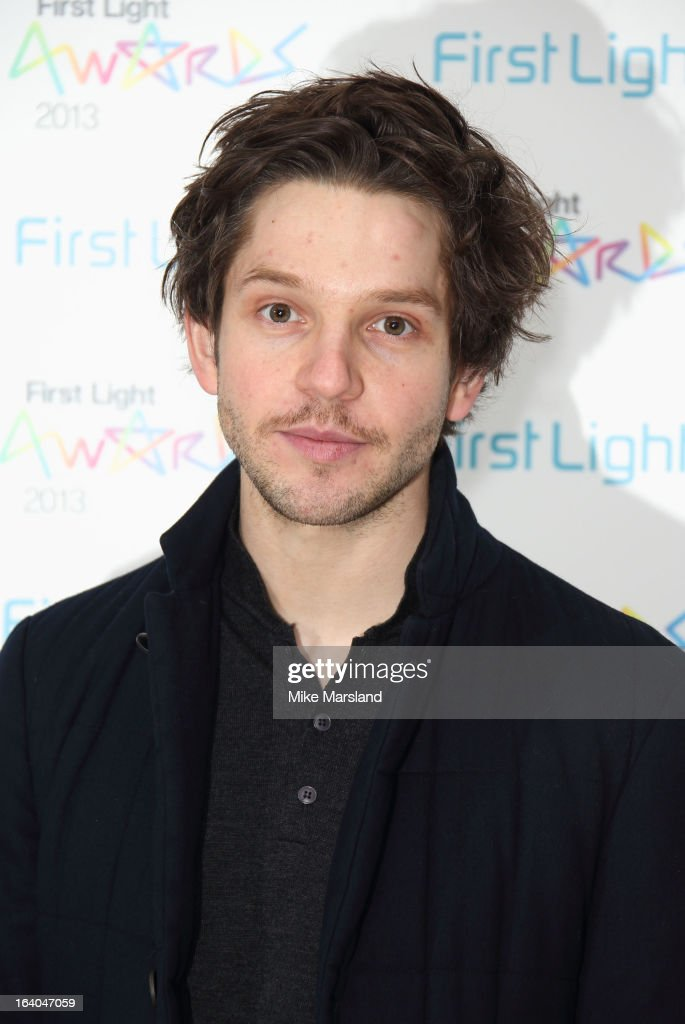 Damien Molony attends the First Light Awards at Odeon Leicester Square on March 19, 2013 in London, England.