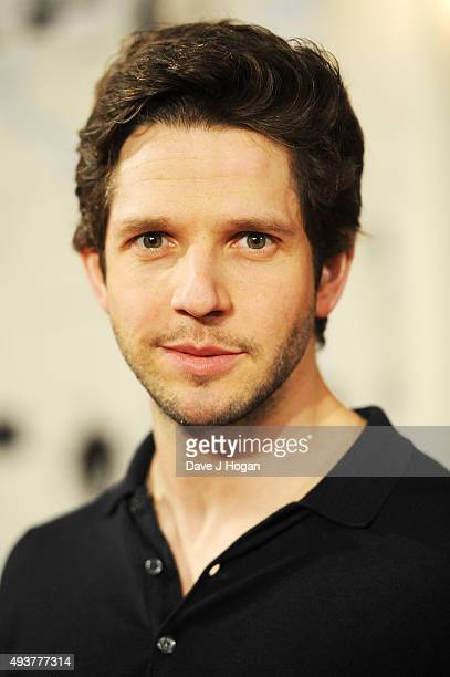 Damien Molony attends the UK Premiere of 'Kill Your Friends' at Picturehouse Central on October 22 2015 in London England