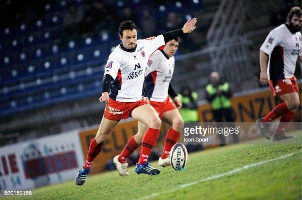 Damien VIDAL Grenoble / Beziers 17e journee Pro D2
