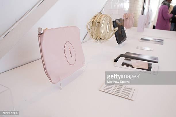 Damnsel 'Garmeoplasty' presentation during Fall 2016 New York Fashion Week on February 12 2016 in New York City