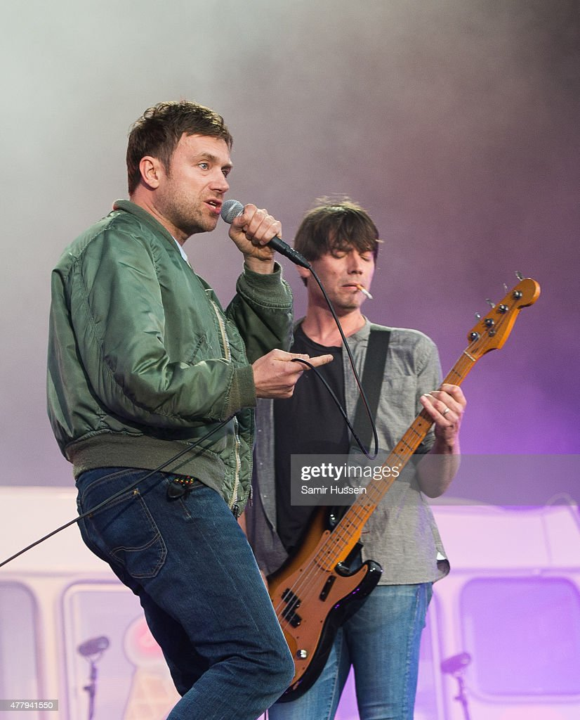 Blur - Live At The Budokan — Japan Only Official Live Album