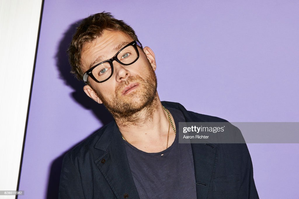 Damon Albarn of Gorillaz is photographed for Billboard Magazine on March 27, 2019 in New York City.