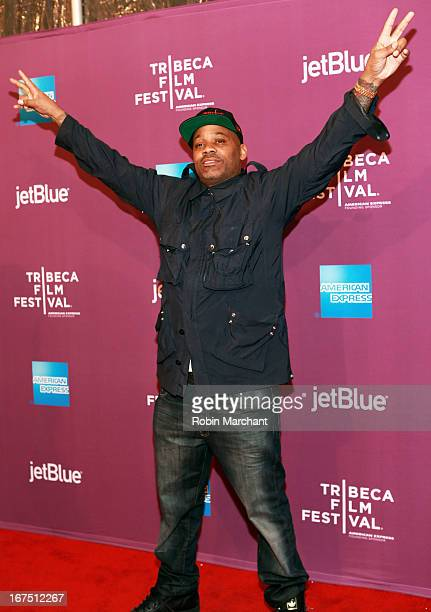 Damon Dash attends 'The Motivation' World Premiere during the 2013 Tribeca Film Festival on April 25 2013 in New York City
