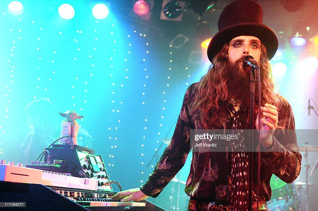 Damon Fox of Big Elf preforms at The Roxy Theatre on May 18, 2010 in West Hollywood, California.