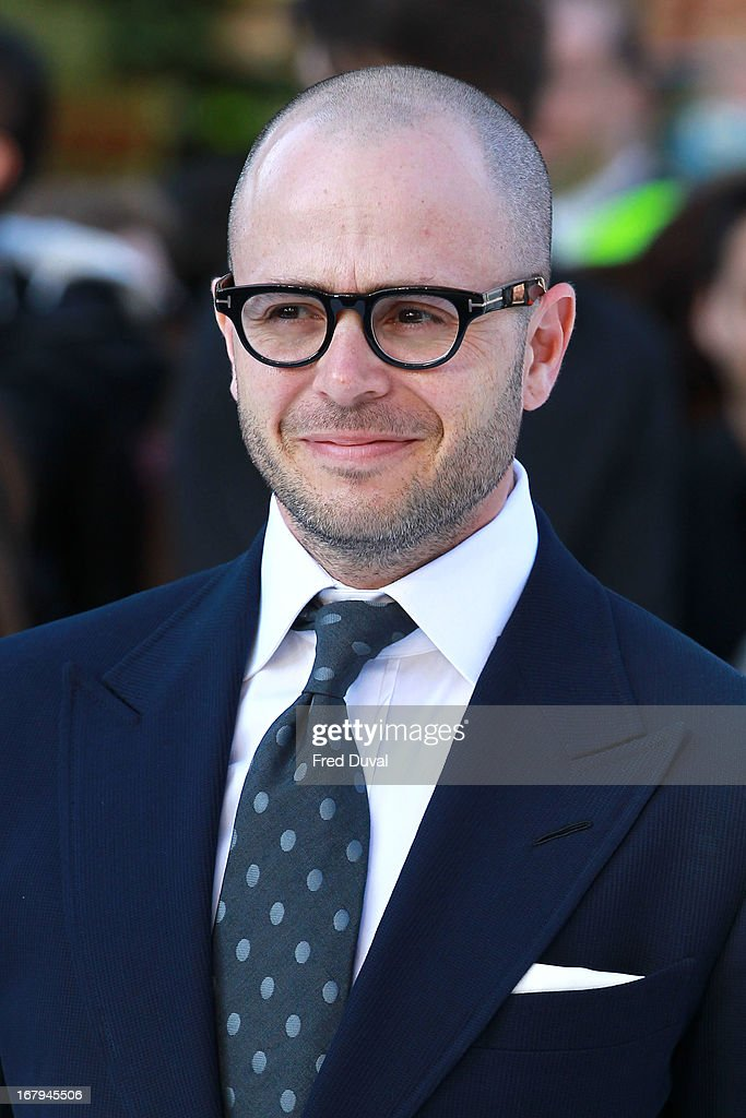 <a gi-track='captionPersonalityLinkClicked' href=/galleries/search?phrase=Damon+Lindelof&family=editorial&specificpeople=582642 ng-click='$event.stopPropagation()'>Damon Lindelof</a> attends the UK Premiere of 'Star Trek Into Darkness' at The Empire Cinema on May 2, 2013 in London, England.
