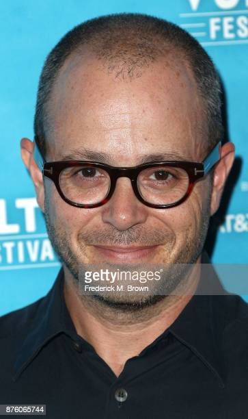 Damon Lindelof attends the Vulture Festival Los Angeles at the Hollywood Roosevelt Hotel on November 18 2017 in Hollywood California