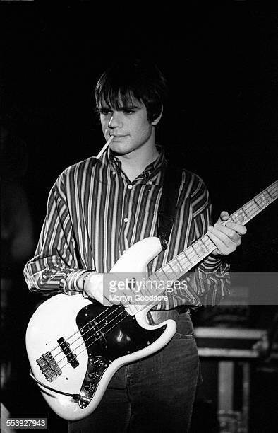 Damon Minchella of Ocean Colour Scene in rehearsal United Kingdom 1996