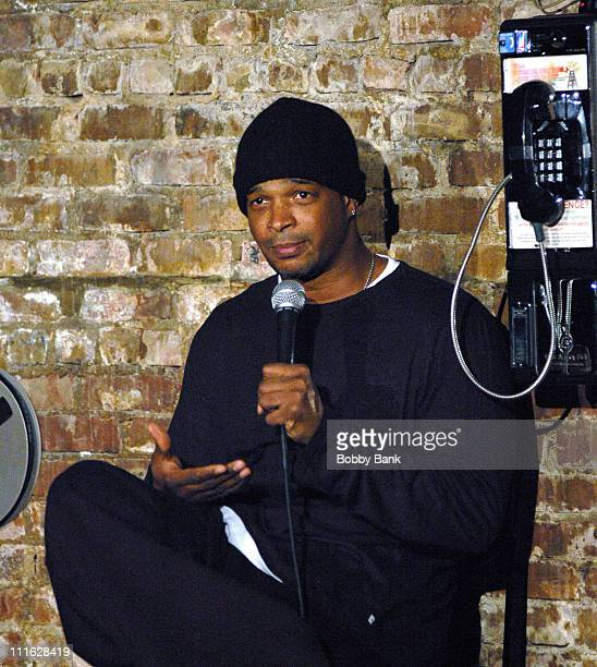 Damon Wayans during Damon Wayans Encore Appearance at Stress Factory Comedy Club February 20 2007 at Stress Factory Comedy Club in New Brunswick New...