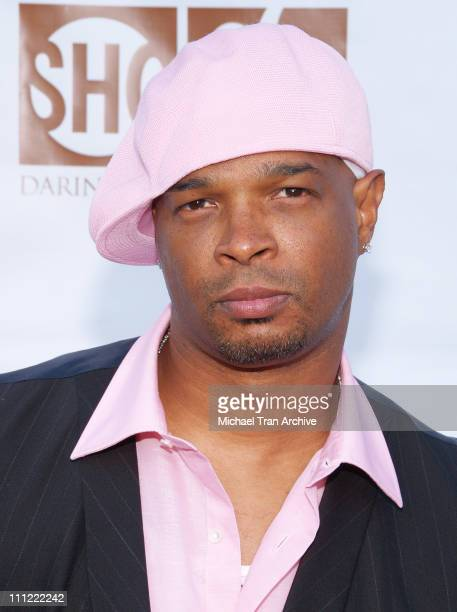Damon Wayans during Showtime Celebrates Its 30th Anniversary July 14 2006 at Loguercio Estate in Pasadena California United States