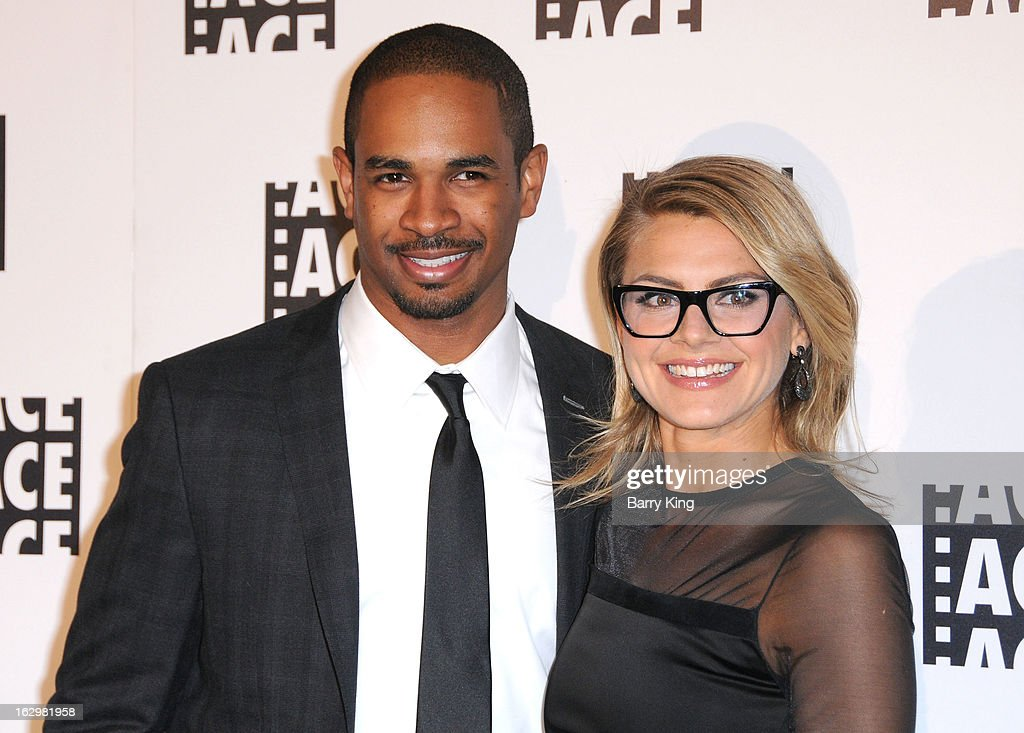<a gi-track='captionPersonalityLinkClicked' href=/galleries/search?phrase=Damon+Wayans+Jr.&family=editorial&specificpeople=748156 ng-click='$event.stopPropagation()'>Damon Wayans Jr.</a> and <a gi-track='captionPersonalityLinkClicked' href=/galleries/search?phrase=Eliza+Coupe&family=editorial&specificpeople=4500884 ng-click='$event.stopPropagation()'>Eliza Coupe</a> attend the 63rd Annual ACE Eddie Awards at The Beverly Hilton Hotel on February 16, 2013 in Beverly Hills, California.