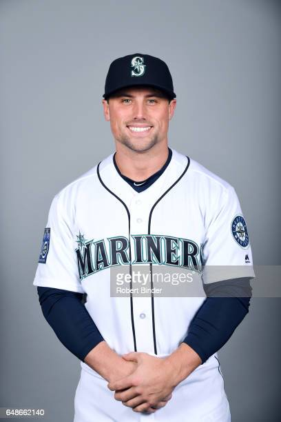 Dan Altavilla of the Seattle Mariners poses during Photo Day on Monday February 20 2017 at Peoria Sports Complex in Peoria Arizona
