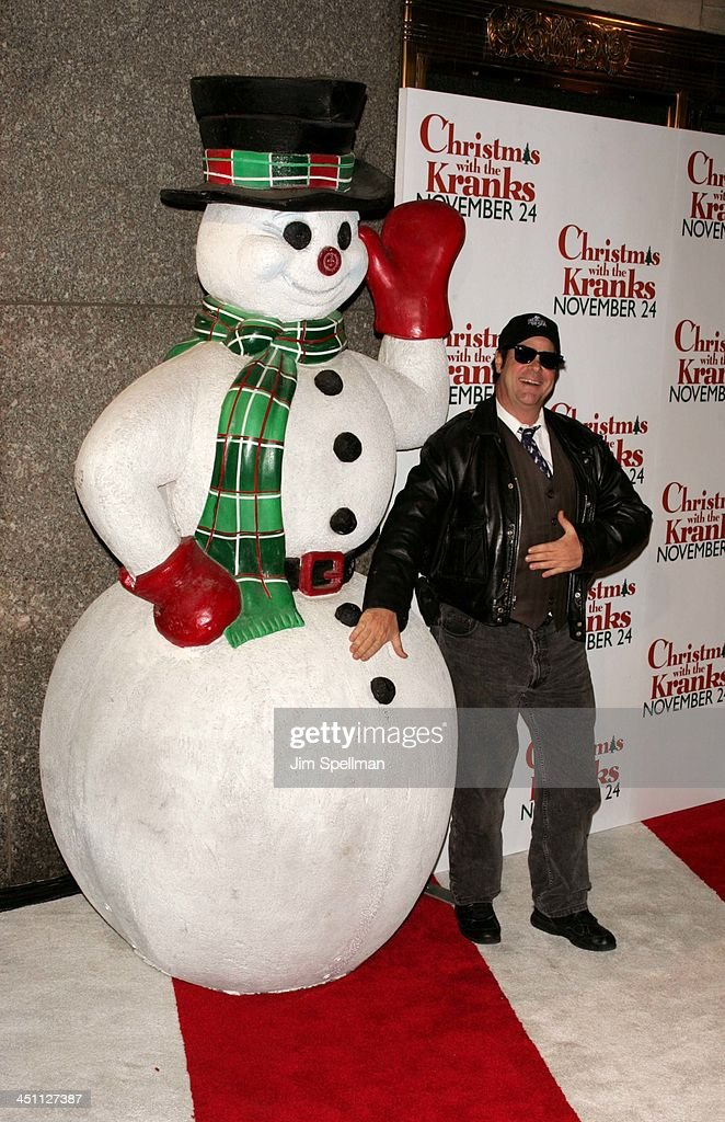 Dan Aykroyd during Christmas with The Kranks New York City Premiere - Outside Arrivals at Radio City Music Hall in New York City, New York, United States.