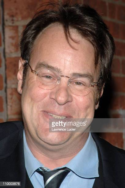 Dan Aykroyd during Fran Drescher Celebrates The Premiere of Living With Fran Sponsored by Pureromancecom at Cain in New York City New York United...