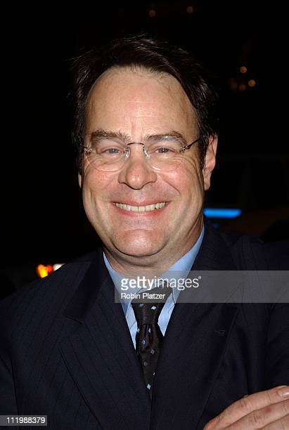 Dan Aykroyd during The Dennis Basso Fur Store Opening on Madison Avenue at The Dennis Basso Fur Store in New York City New York United States