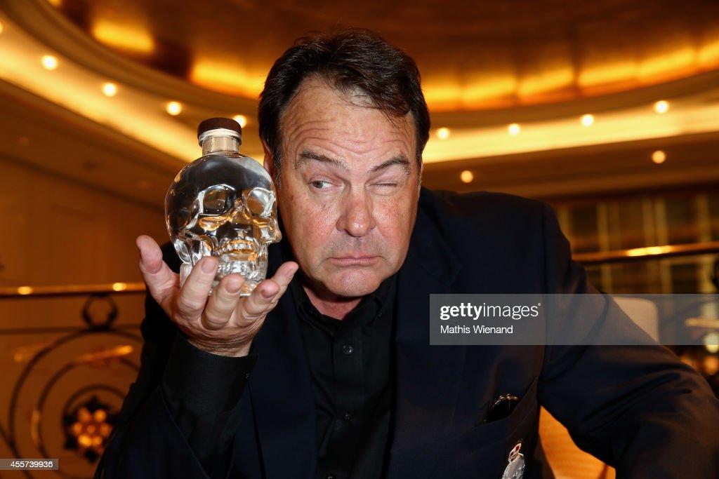 Dan Aykroyd Presents 'Crystal Head' Vodka In Duesseldorf