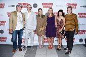 """LA Premiere Of Screen Media Film's """"Corporate Animals""""..."""
