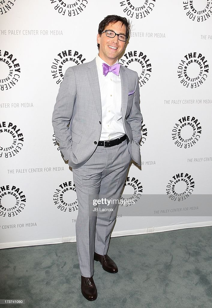 Dan Bucatinsky attends 'An Evening With Web Therapy: The Craze Continues...' held at The Paley Center for Media on July 16, 2013 in Beverly Hills, California.