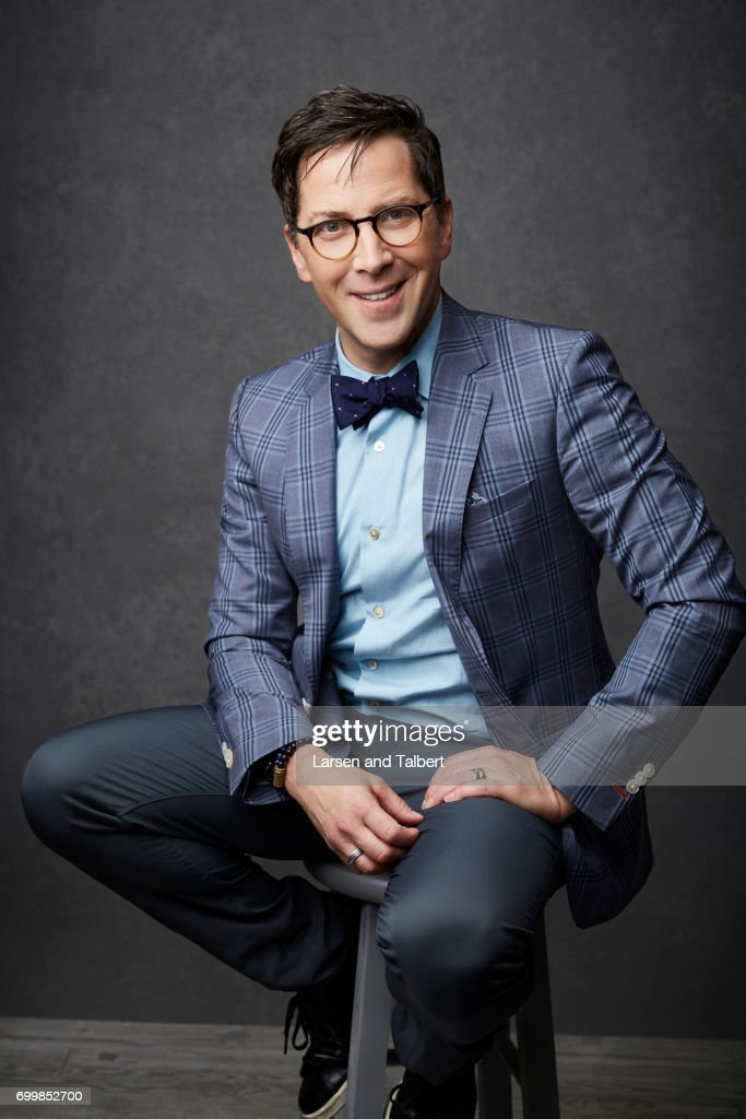 Dan Bucatinsky is photographed for Entertainment Weekly Magazine on June 10, 2017 in Austin, Texas.