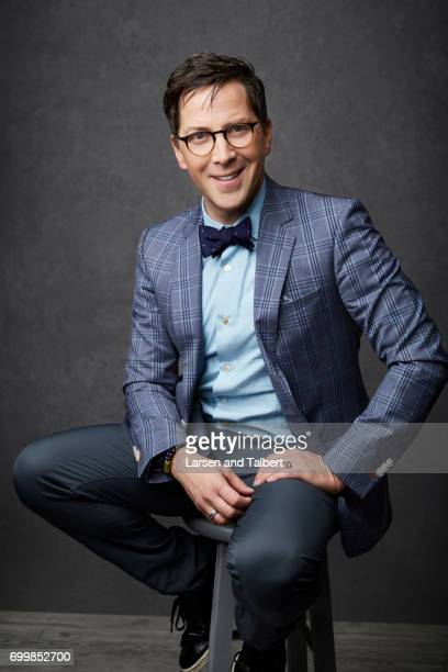 Dan Bucatinsky is photographed for Entertainment Weekly Magazine on June 10 2017 in Austin Texas