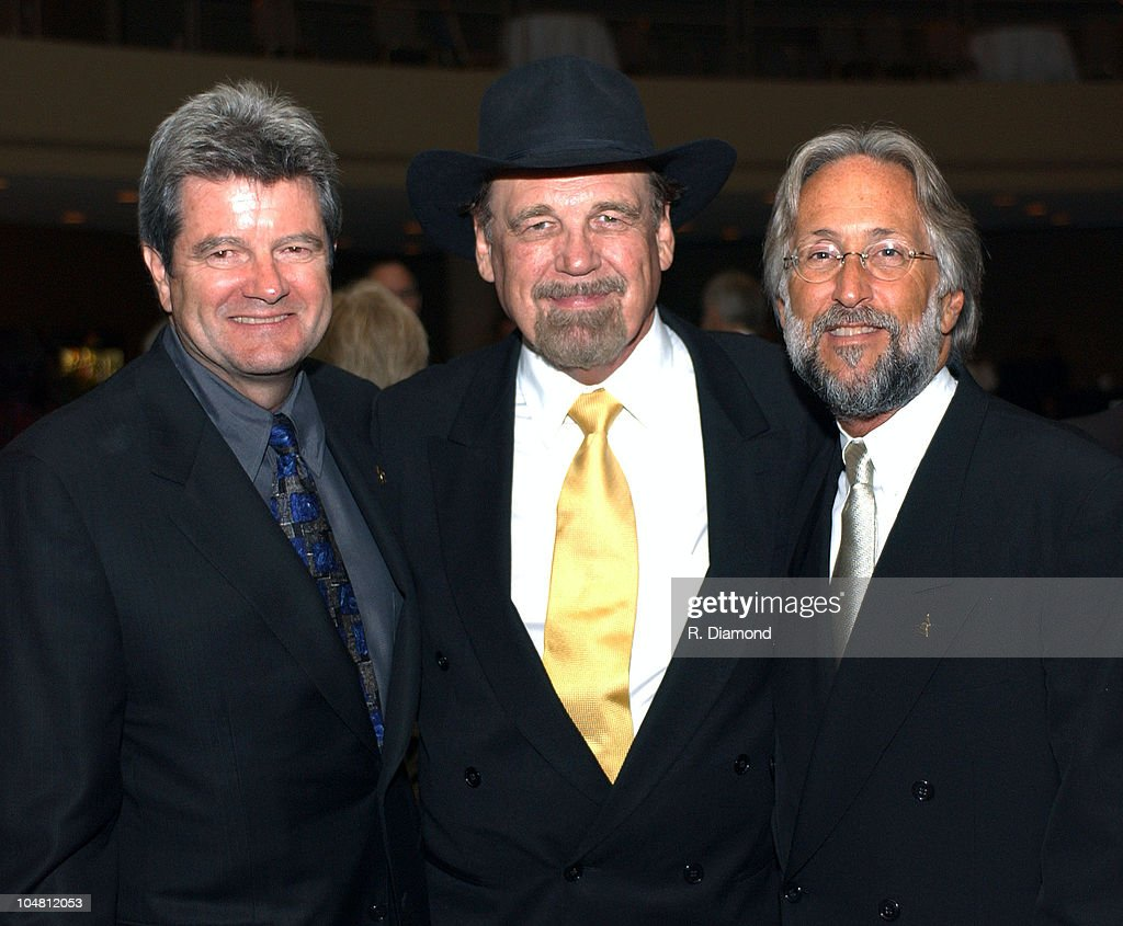 Dan Carlin Chairman The Recording Academy, Duane Eddy and Neil Portnow President The Recording Academy