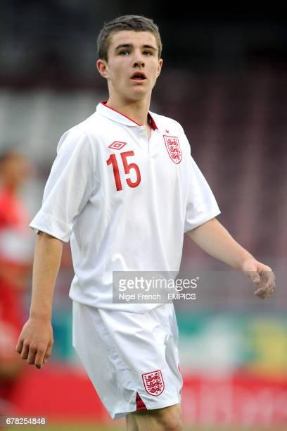 Dan Crowley England U17