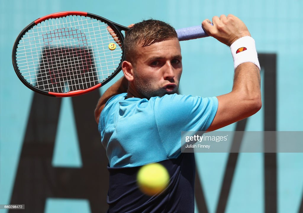 Tennis star Dan Evans tests positive for cocaine