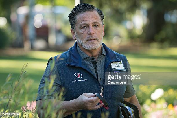 Dan Gilbert chairman and founder of Rock Ventures and Quicken Loans Inc attends the annual Allen Company Sun Valley Conference July 7 2016 in Sun...