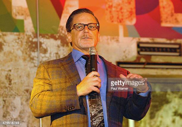Dan Gilbert Quicken Loans founder attends the opening of the Detroit Institute Of Music Education on March 20 2014 in Detroit Michigan