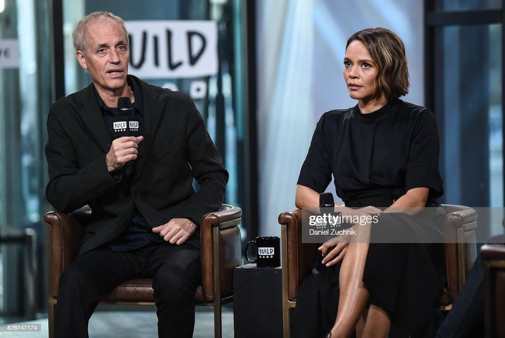 """Build Presents Dan Gilroy & Carmen Ejogo Discussing """"Roman J. Israel, Esq."""""""