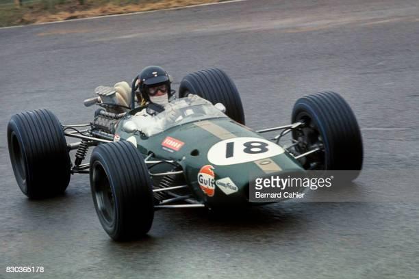 Dan Gurney Brabham BT26 Grand Prix of Netherlands Zandvoort 23 June 1968