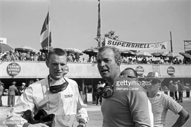 Dan Gurney Harry Schell Grand Prix of Italy Autodromo Nazionale Monza 13 September 1959