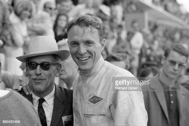 Dan Gurney Huschke von Hanstein 24 Hours of Le Mans Le Mans 22 June 1964
