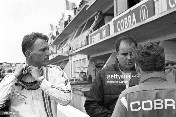 Dan Gurney Jerry Grant 24 Hours of Le Mans Le Mans 20 June 1965