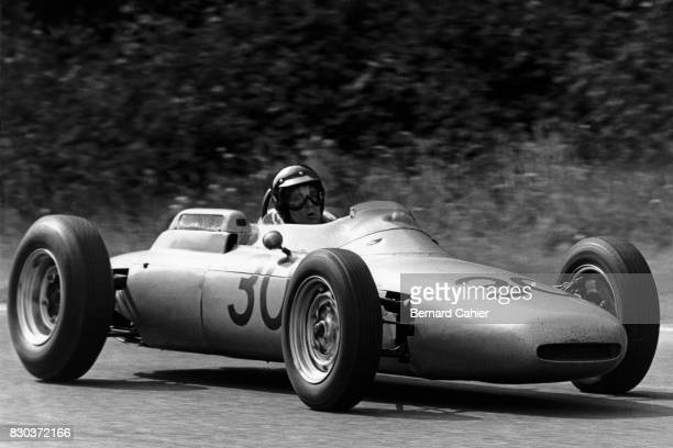 Dan Gurney Porsche 804 Grand Prix of France RouenLesEssarts 08 July 1962