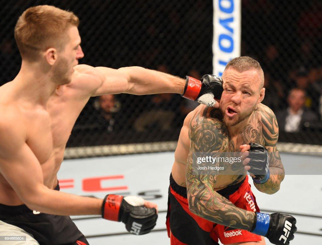 UFC Fight Night: Lewis v Hunt