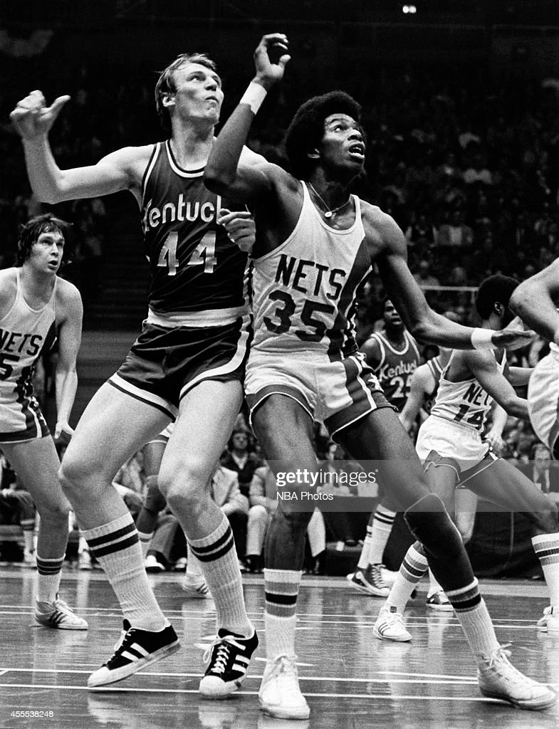 Kentucky Colonels v New York Nets