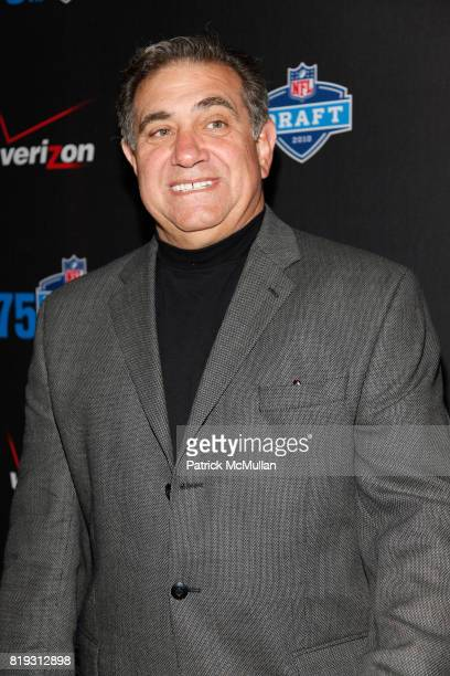Dan Lauria attends NFL and VERIZON Celebrate Draft Eve at Abe and Arthur's on April 21 2010 in New York City