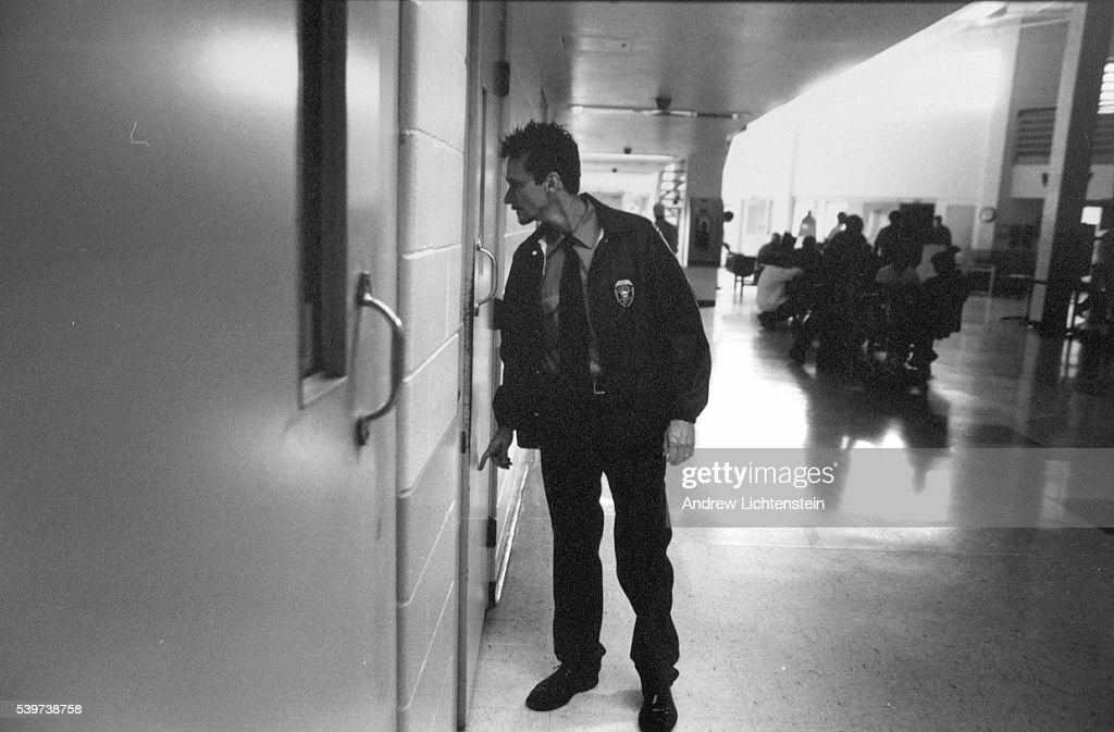 Dan Ledbetter enters the Warren Correctional Instution on his first day on the job as a Corrections Officer Part of his duty is checking inside every...