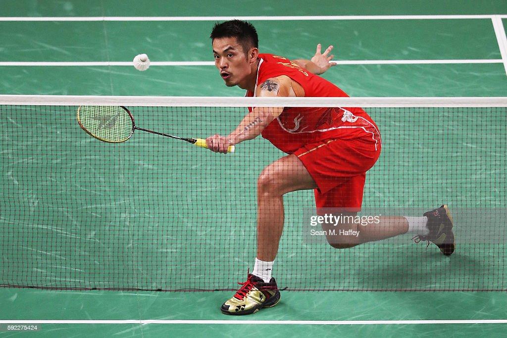 Badminton - Olympics: Day 15