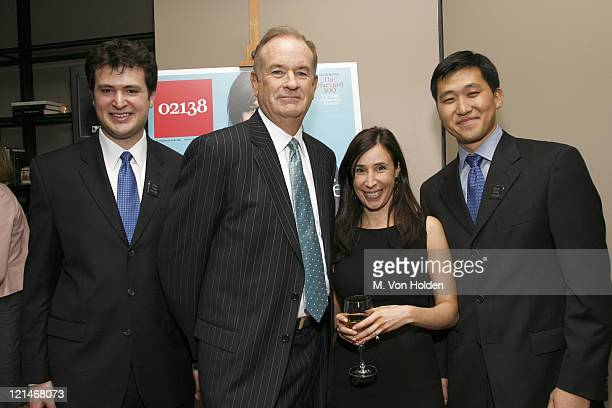 Dan Loss Bill O'Reilly Meredith Kopit and Bom Kim