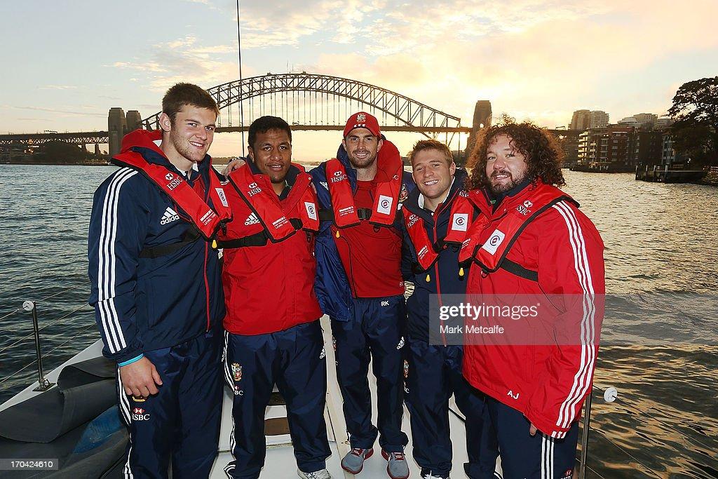 British & Irish Lions Visit Sydney